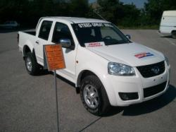 GREAT WALL Steed 4X2 2CAB 150 CV 6M