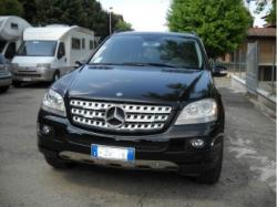 MERCEDES-BENZ ML 500 7g-tronic sport