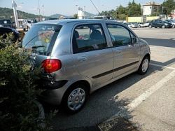 DAEWOO Matiz 1000i cat SE Energy TETTO