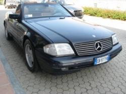 MERCEDES-BENZ SL 280 cat