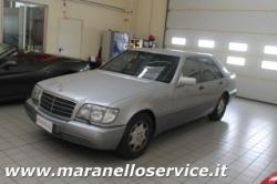 MERCEDES-BENZ S 600 cat AUTO STORICA