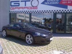 ASTON MARTIN DB9 Coupé Touchtronic