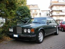 BENTLEY Turbo R GUIDA A SX