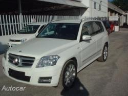 MERCEDES-BENZ GLK 250 CDI 4Matic BlueTEC Sport