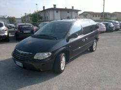CHRYSLER Grand Voyager 2.5 CRD cat LX