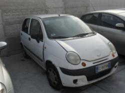 DAEWOO Matiz 800i cat SE City