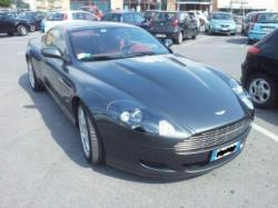 ASTON MARTIN DB9 Coupe Aut.