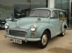 OLDTIMER Morris Minor traveller 1964 d'epoca