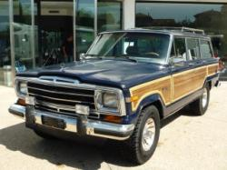 OLDTIMER Jeep Grand Wagoneer 5.9 V8 GPL d'epoca - 1987