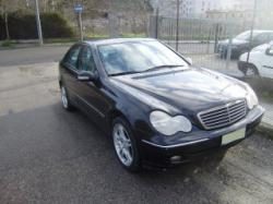 MERCEDES-BENZ C 200 CDI cat Avantgarde