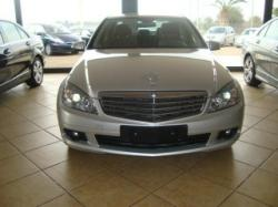 MERCEDES-BENZ C 200 CDI DPF BlueEFFICIENCY