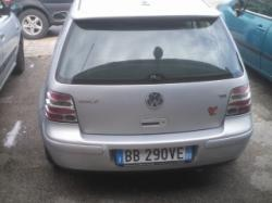 VOLKSWAGEN Golf 1.6 cat 3 porte