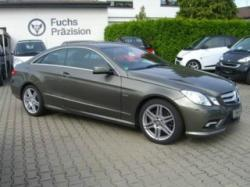 MERCEDES-BENZ E 220 CDI Coupe Avantgarde AMG