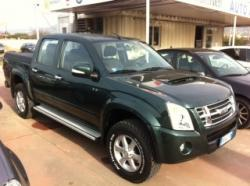 ISUZU D-Max 2.5 TD cat Crew Cab 4WD Pick-up LS EU4