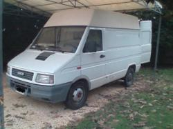 IVECO Daily 35.8 2.5 Diesel PC-TA Furg.Classic