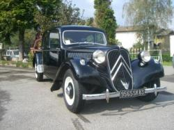 OLDTIMER Citroen Traction Avant 11BL