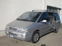 CITROEN Evasion 2.0 TD 16V HDi cat Exclusive