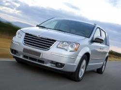 CHRYSLER Grand Voyager 2.8 CRD DPF Limited 7 POSTI