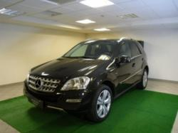 MERCEDES-BENZ ML 300 4MATIC BlueEfficiency Sport