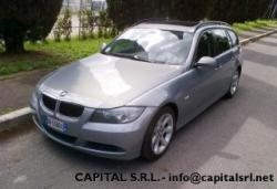 BMW 320 d cat Touring C.Autom-Navi-Tetto Panoram-Full !!
