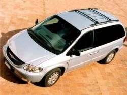 CHRYSLER Voyager 2.5 CRD cat LE