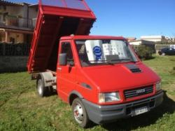 IVECO Daily 30.8 2.5 Diesel PC Cabinato Basic