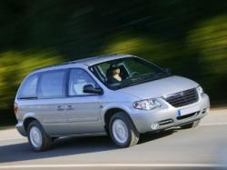 CHRYSLER Voyager 2.5 CRD cat SE