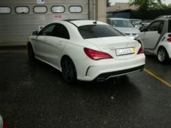 MERCEDES-BENZ CL A 220 CDI AUTOMATIC Sport AMG