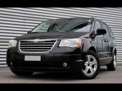 CHRYSLER Grand Voyager 2.8 CRD DPF