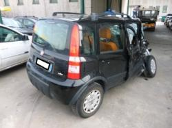 FIAT Panda 1.2 4x4 INCIDENTATA 86 NERA