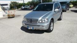 MERCEDES-BENZ ML 270 turbodiesel cat CDI SE Leather