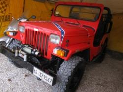 MAHINDRA CJ 340 2.1 diesel Hard-top Confort