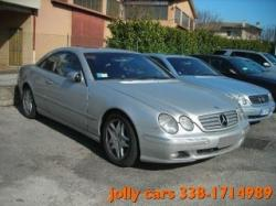 MERCEDES-BENZ CL 600 cat