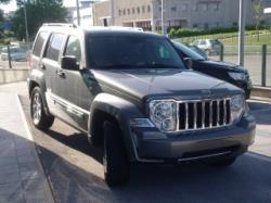 JEEP Cherokee 2.8 CRD DPF Limited Auto