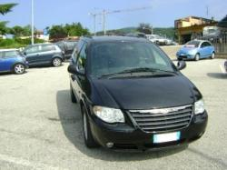 CHRYSLER Voyager 2.8 CRD LEATHER LX 7POSTI CAMBIO AUT.