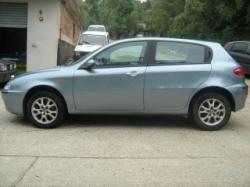 ALFA ROMEO 147 1.9 JTD (115 CV) cat 5p. Connect
