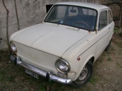 FIAT 500 850SPECIAL