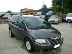 CHRYSLER Voyager 2.8 CRD LX LEATHER 7POSTI CAMBIO AUT.