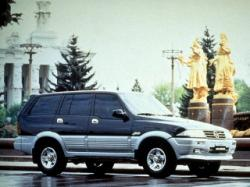 SSANGYONG Musso 602 2.9 turbodiesel EL