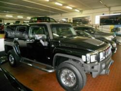 HUMMER H3 3.7 LUXURY --- GPL ---