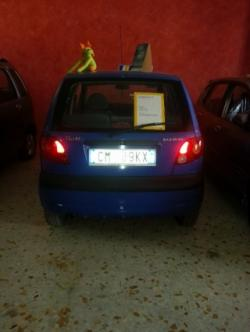 DAEWOO Matiz 1000i cat SE Star