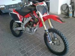 HONDA CR-V crf 250 4t
