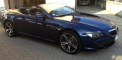 BMW 645 Ci cat Cabrio M-line