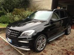 MERCEDES-BENZ ML 63 AMG ML 63 AMG PERFORMANCE
