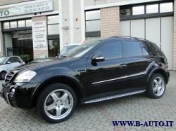 MERCEDES-BENZ ML 63 AMG ML 63 AMG TV - RETRO CAMERA - NAVI - TETTO