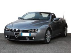 ALFA ROMEO Spider 2.2 JTS Exclusive