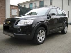 CHEVROLET Captiva 2.4 LT GPL Eco Logic