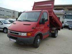 IVECO Daily 35C11 2800 TD Ribaltabile trilaterale
