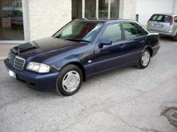 MERCEDES-BENZ C 200 Kompressor cat Classic GPL