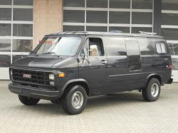 GMC Vandura 5.7 V8 IDEALE PER REPLICA A-TEAM SUPER PREZZO!!!